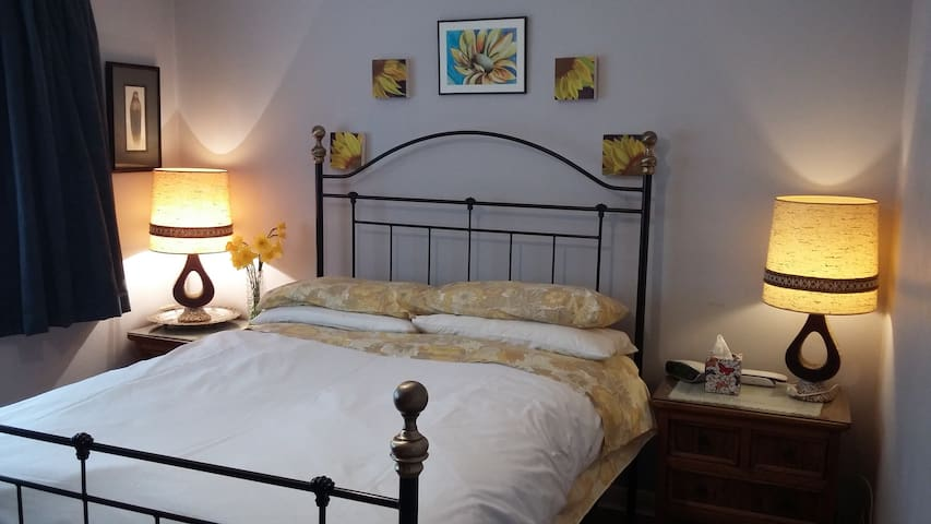 60's Experience - Double Room - Maresfield - Huis