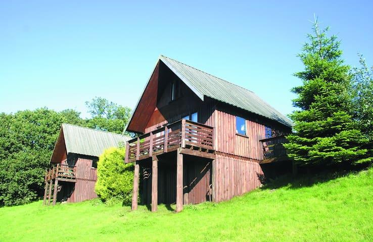 Tree Tops Scandinavian House - Llanfynydd - Huis