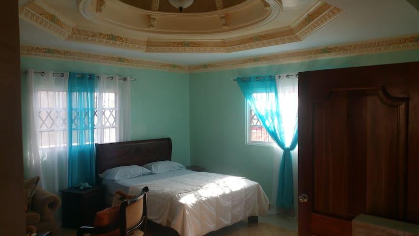 Habitación y piscina Santo Domingo Este - Santo Domingo Este - Hus