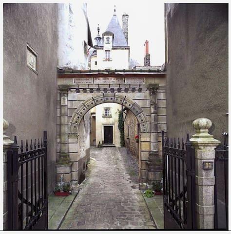 Duplex de charme centre historique - Vitré - Daire