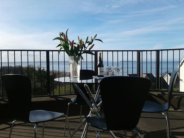 The Balcony Apartment at Bryn Hedd - Penmaenmawr - Appartement