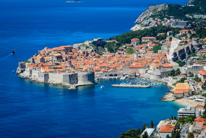 White Cave in Center of Old Town - Dubrovnik - Appartement