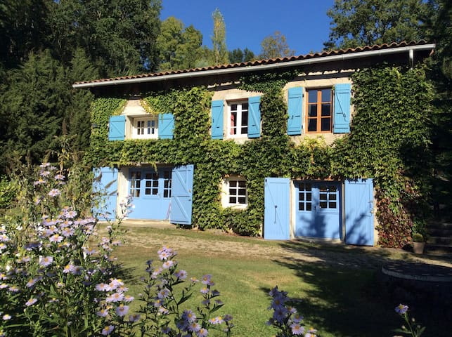 Cottage in the beautiful Ariege countryside - Lavelanet - Talo