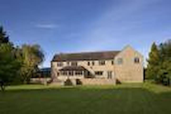 Jacobean Farmhouse in the Cotswolds Bedroom 3 - Leafield - Leilighet