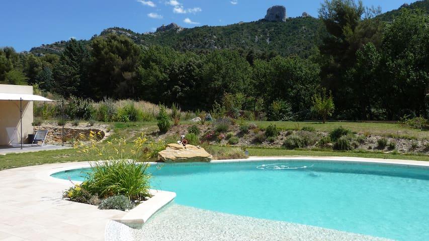 Calme TB Vue - Aix Marseille - Simiane-Collongue - Maison
