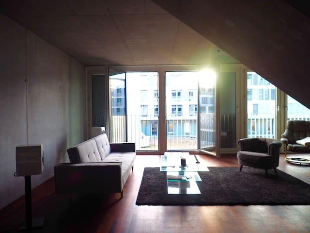 Modern 2-Storey Loft / Zurich Center - Zúrich - Loft