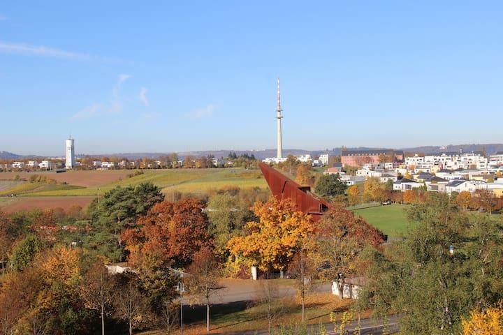 Schönes Appartment in super Lage - Trier - Apartamento