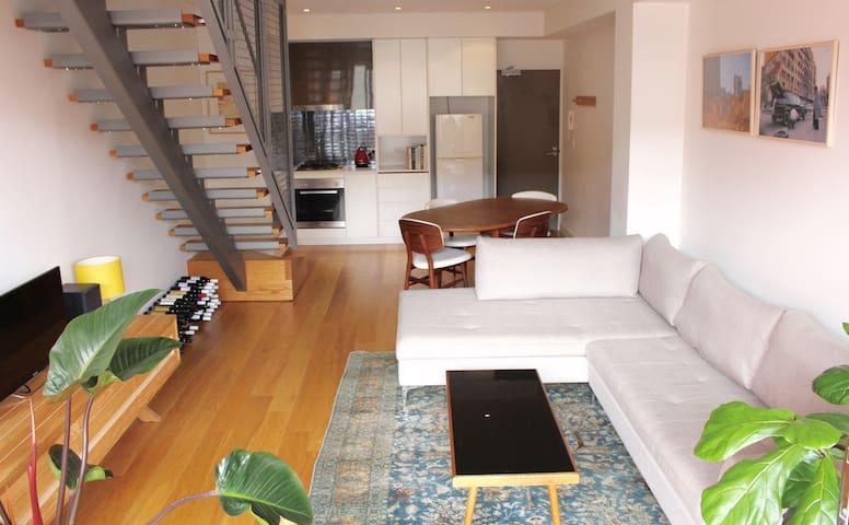 Modern one bedroom apartment - Rosebery