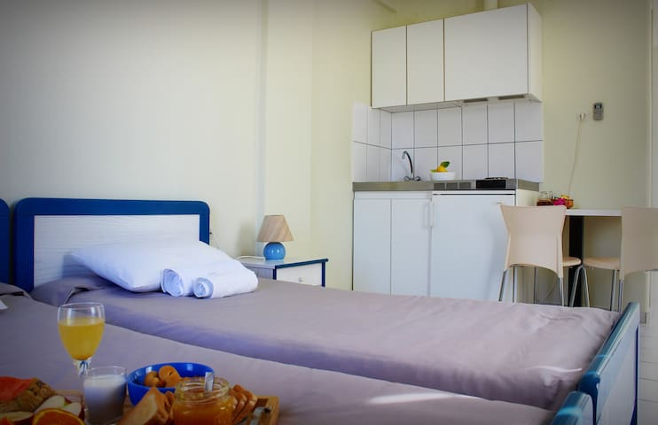 ''zaniakos'' rooms studios with garden - Euboea - Appartement