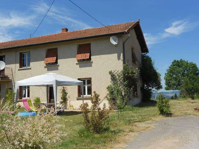 maison de campagne lac des sapins - Ronno - Ev