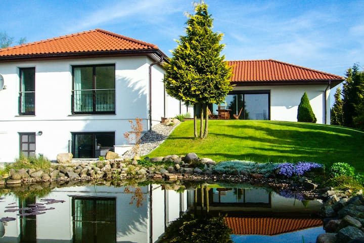 Ferienhaus am Paradieshof - Pingelshagen - Huis