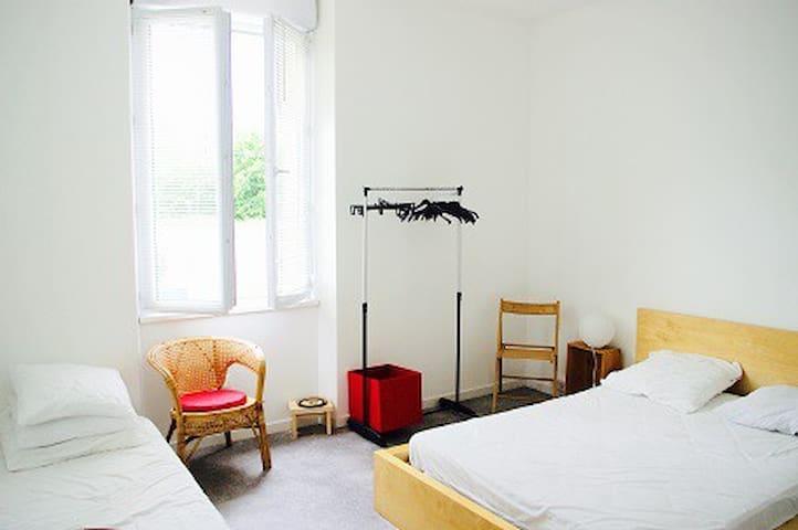 TERRE en MEDOC appartement 5 couchages - Lesparre-Médoc - Appartement