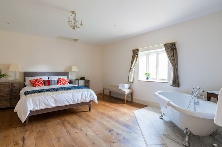 Stylish Retreat, Bath & Cotswolds - Ashwicke - Ev