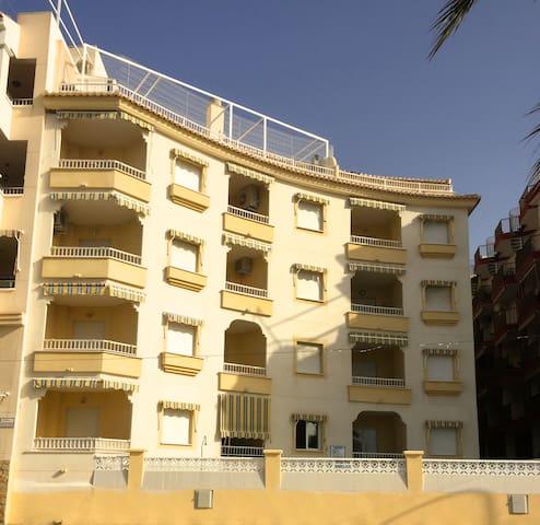 Panoramic Sea Views/Primera Linea - La Mamola - Lägenhet