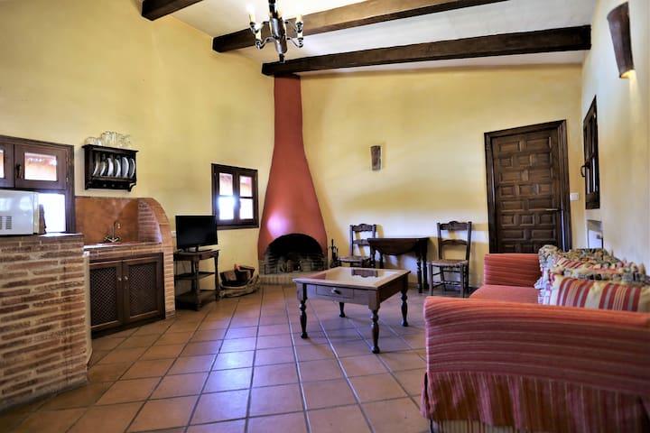 La Nutria, Paraíso del Huéznar, Vía Verde Cazalla - Cazalla de la Sierra - Ev