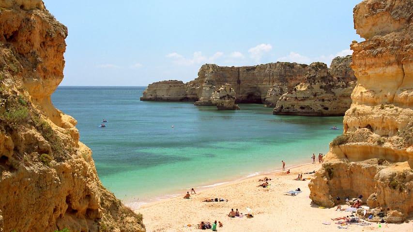 Appt 2 chambres - piscine - Algarve - Alcantarilha - Pis