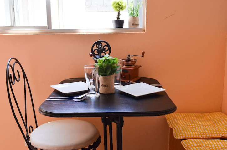 The best rooms on a great location (single bed) - Antofagasta - Hus
