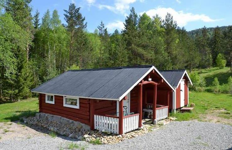 Small wood cabin - Åmli - Chatka