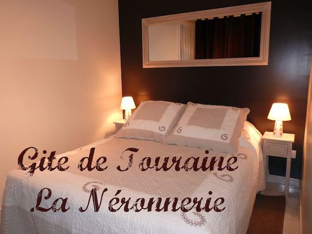 Gite de charme en Touraine ! - La Tour-Saint-Gelin