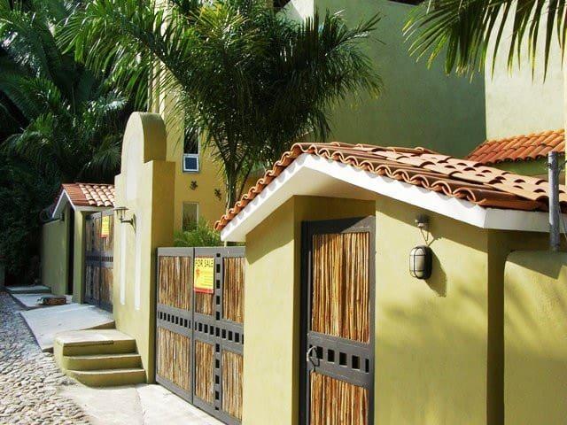 Villas Eden - Casa Tortugas - La Peñita de Jaltemba