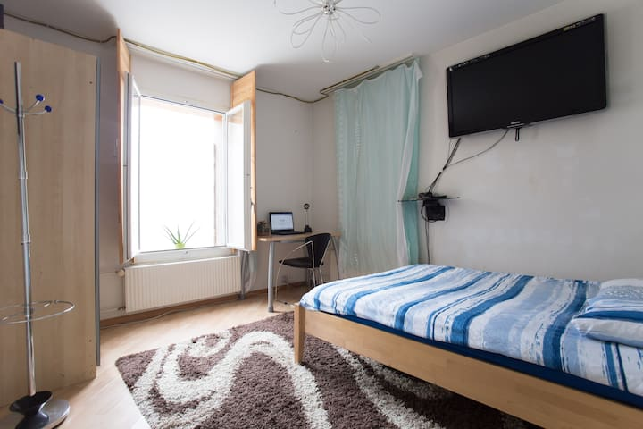 Cheap Room +Taxi free - Bern