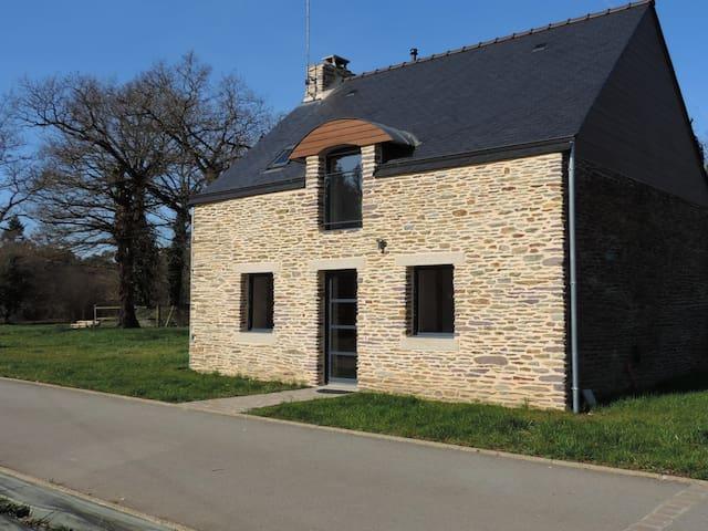 Gite de Savker en Brocéliande - Campénéac - Dom