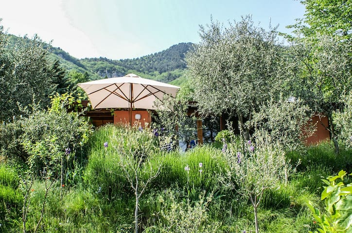 60sqm bungalow near Lake Garda! - Tignale - Bungalow