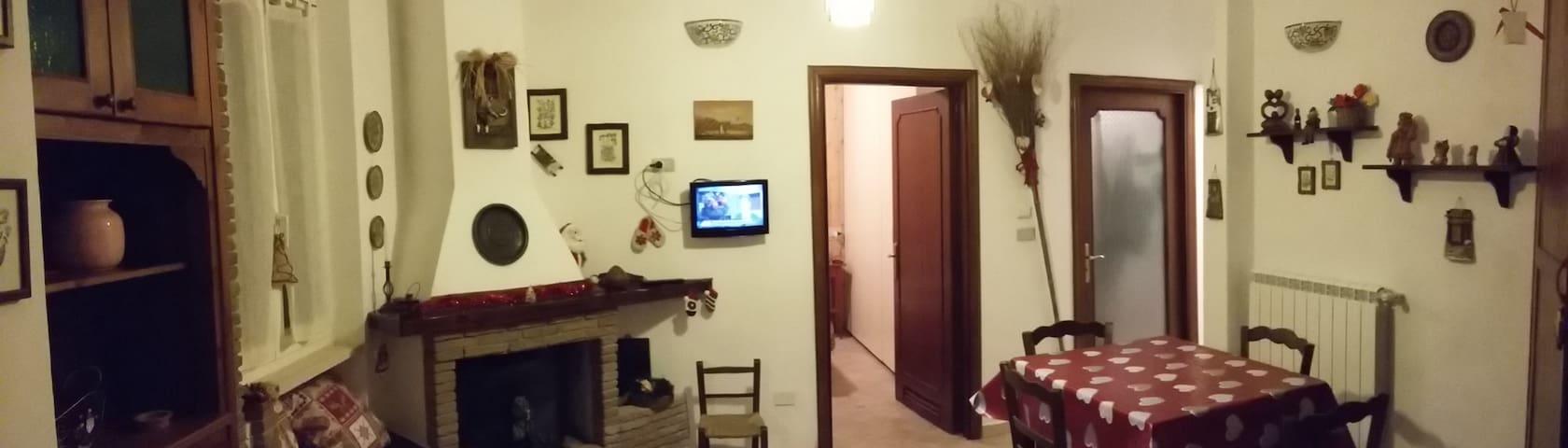 Fitto Casa ad Ateleta ( Roccaraso) - Ateleta - Huis