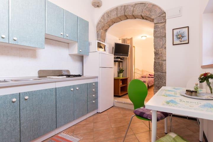 Charming apartment in the oldtown - Punat - Rumah