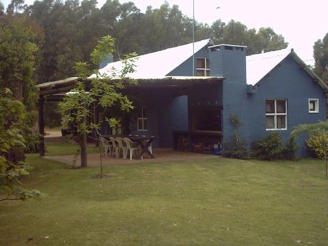 Cómoda casa cerca de la playa - Bella Vista - Hus
