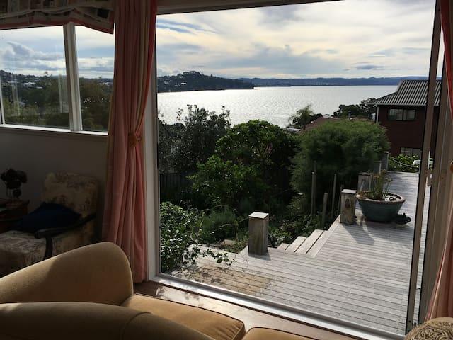 Magical Views Over Stanmore Bay - Whangaparaoa - Maison