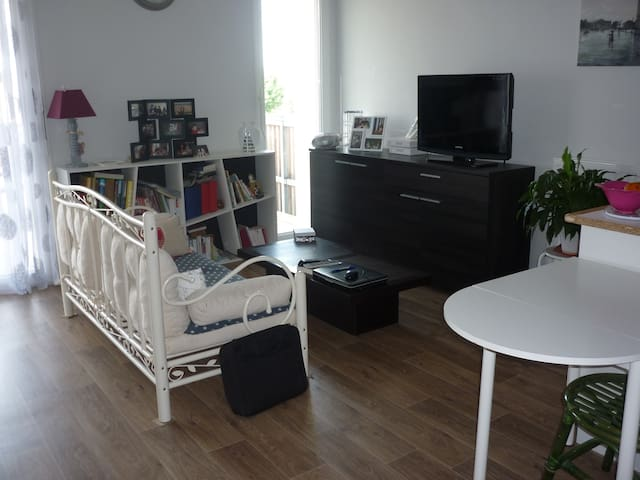 appartement T2 neuf proche bordeaux - Le Taillan-Médoc