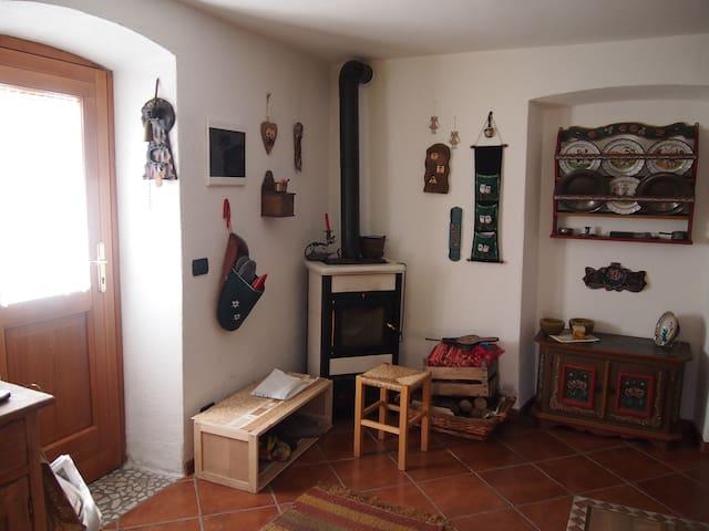 Grazioso appartamento con giardino a Caviola - Caviola - Departamento
