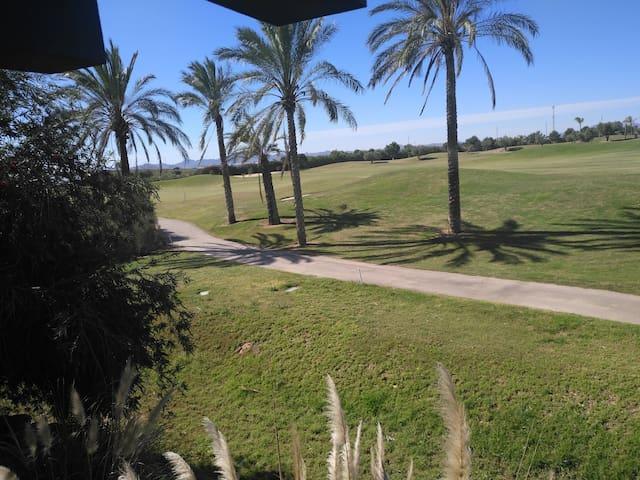 Golf Beach Resort - San Javier - Huoneisto