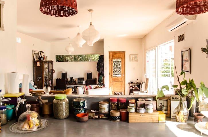 Hermoso Departamento/casa en Olivos con 2 terrazas - Olivos - Casa