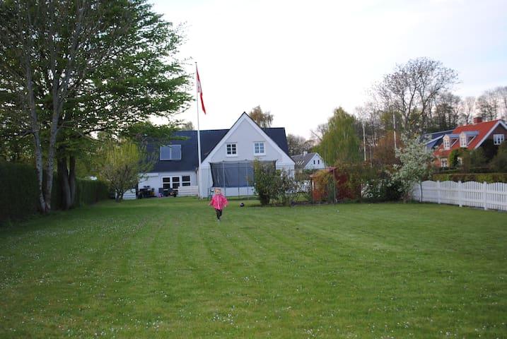 Spacious house (320m2) perfect for family vacation - Daugård - Casa