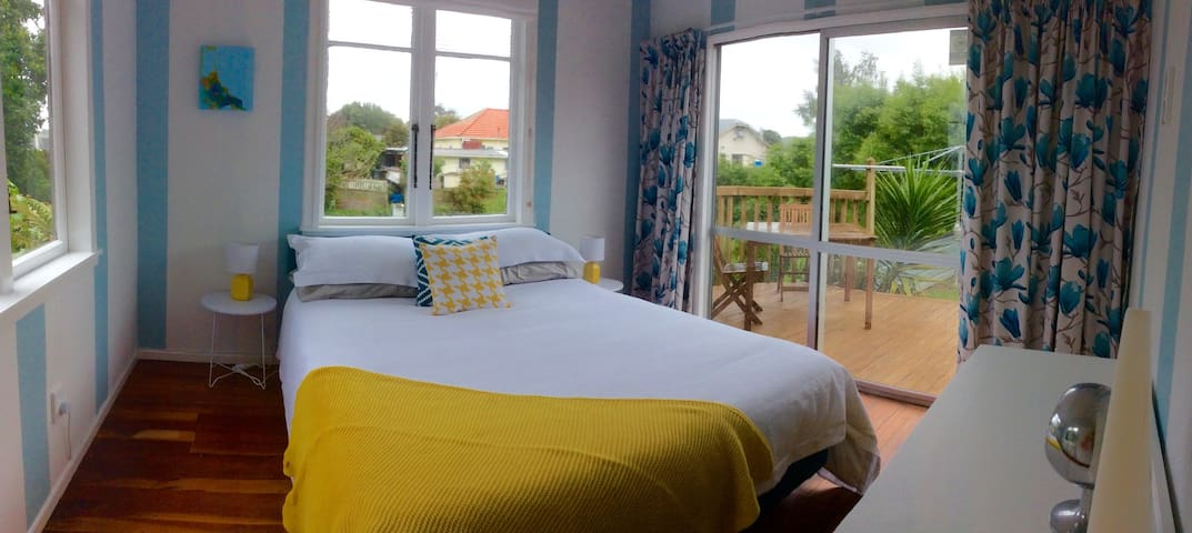 Riverview Cottage - Whanganui - Huis