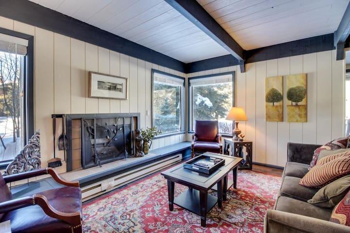 Cozy Cottontail Sun Valley Cottage - Сан-Вэлли - Кондоминиум