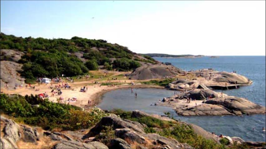 Attractive home by the sea! - Göteborg - Huvila
