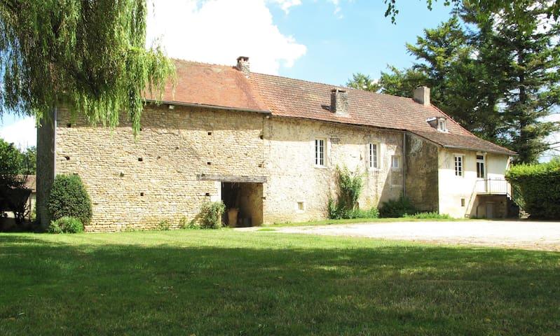 Maison Saint Jacques (18eme siècle) - Thenissey - Casa
