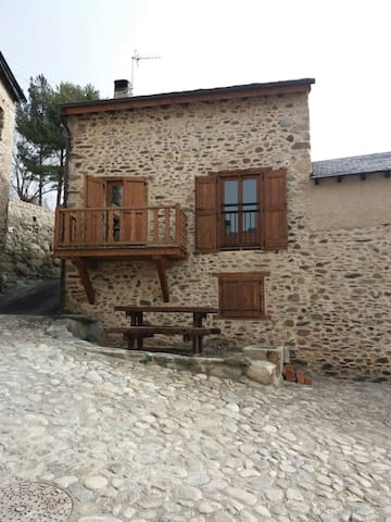 Casa para 4 , Enveitg a 5 min de Puigcerdà, - Enveitg - Casa
