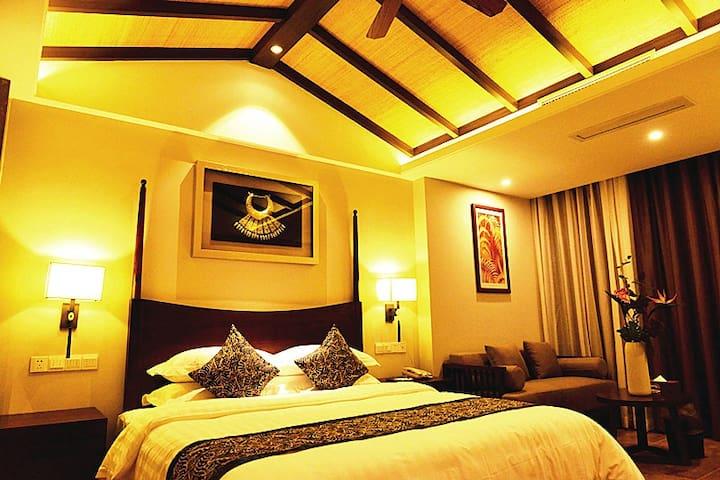 东南亚度假风格装修、个性、休闲 - Lingshui