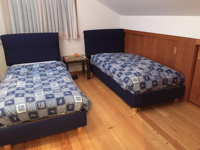 Tipic Swiss Apartment - Pontresina - Lägenhet