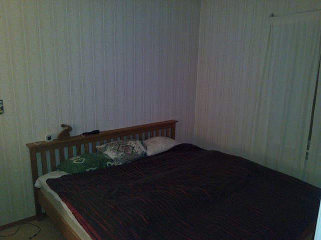Double room in South Stockholm - Haninge - Apartemen
