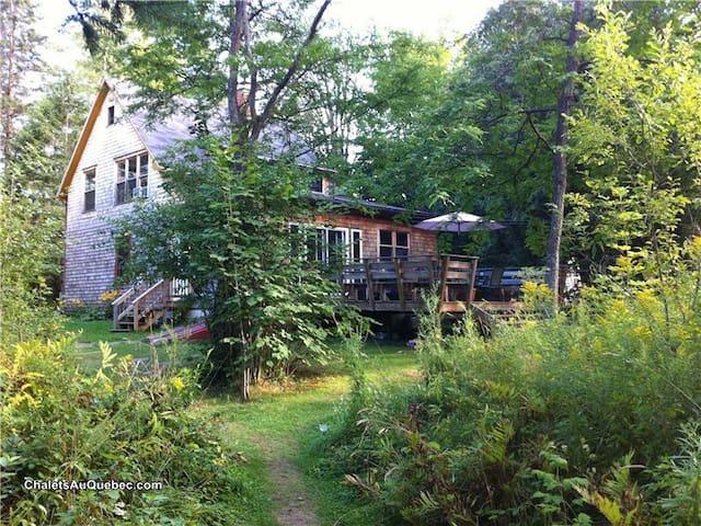 North Hatley Cottage - North Hatley - Casa