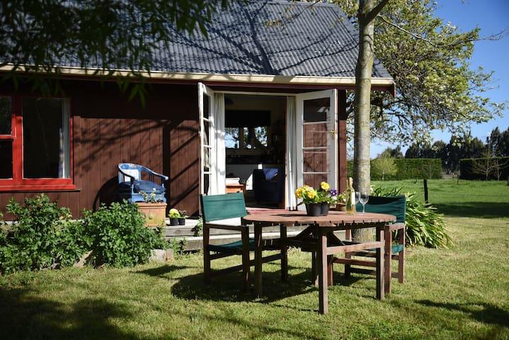 Vineyard cottage - Бленем - Бунгало