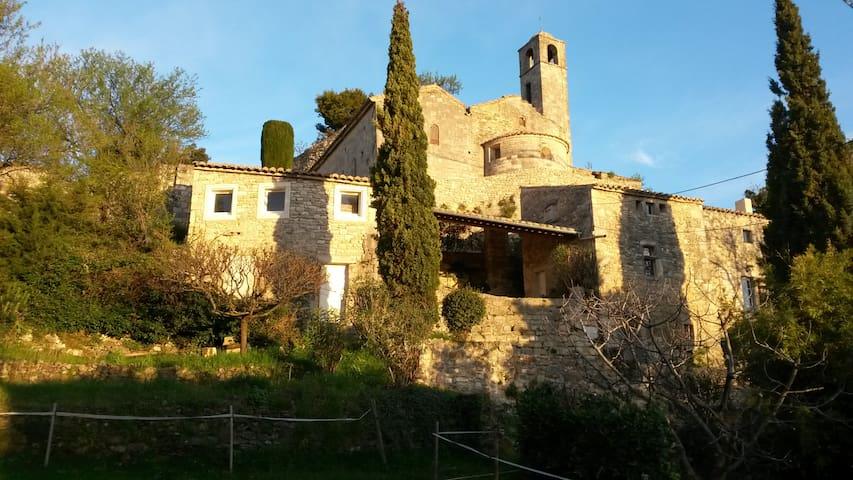 week end de mai entre amis dans maison provençale - Montségur-sur-Lauzon - Feriehjem