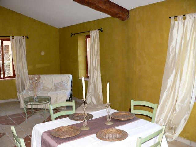 Suite n°2: spacieuse & charmante - Saint-Benoît - Departamento