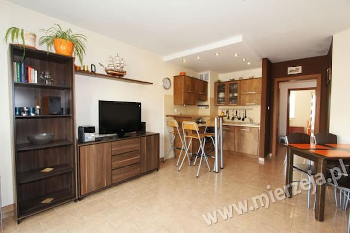Comfy Apartment with rooftop terrace - Jantar - Appartamento