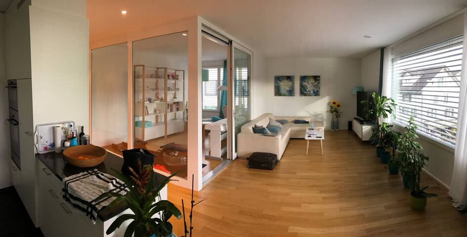 Modern, Premium, Cozy and Spacious Apartment - Baar - Leilighet